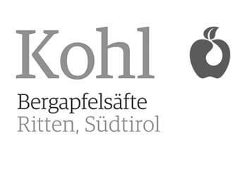 Kohl Bergapfelsäfte - Logo