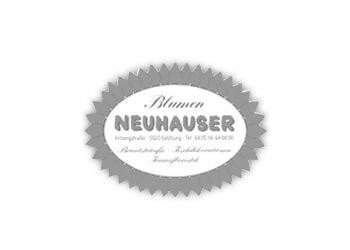 Blumen Neuhauser - Logo