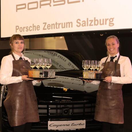Referenz - Porsche 911 Markteinführung
